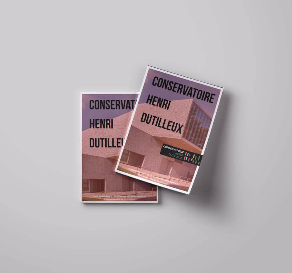 Dossier - Conservatoire Henri Dutilleux