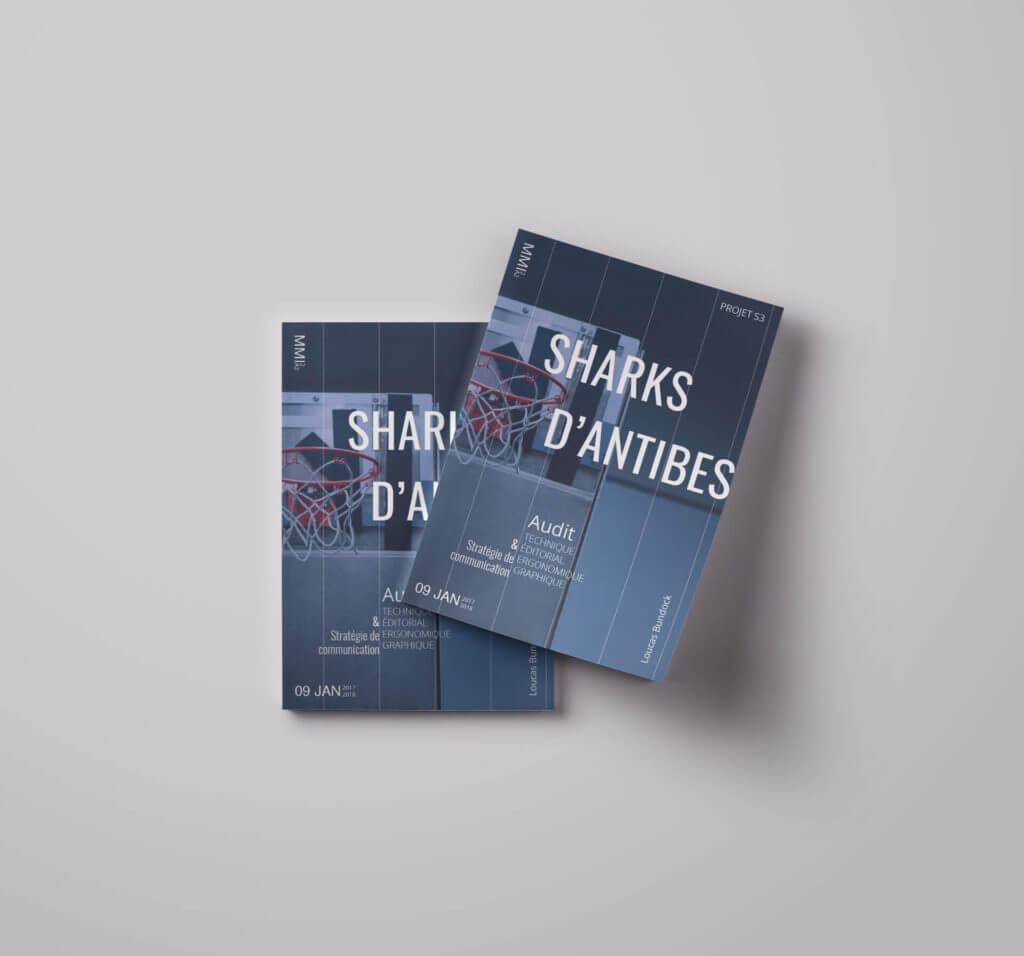 Dossier - Shark's d'Antibes